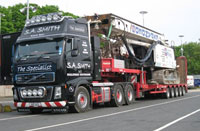 SA Smith - Haulage Specialists